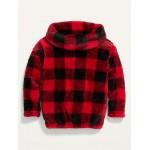 Funnel-Neck Pullover for Toddler Girls