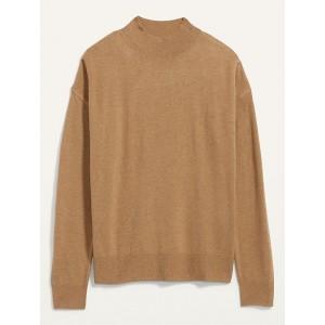 Mock-Neck Sweater for Women