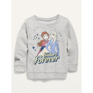 Disney© Graphic Pullover Sweatshirt for Toddler Girls