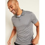 Go-Dry Cool Odor-Control Core Polo for Men