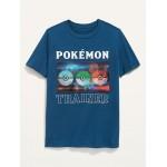 Gender-Neutral Pokémon&#153 Graphic Tee for Kids