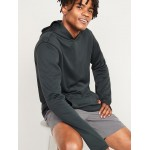 Go-Dry French Terry Pullover Performance Hoodie for Men