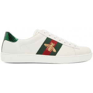 White Bee Ace Sneakers