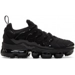 Black Air VaporMax Plus Sneakers
