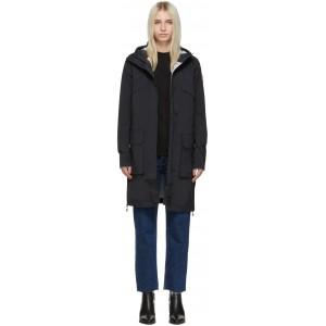 Black Seaboard Coat