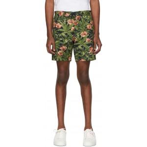 Navy Eli Shorts