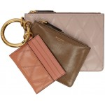 Pink & Brown GV3 Multi Pouch