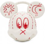 White Disney Edition Mickey Mouse Top Handle Bag