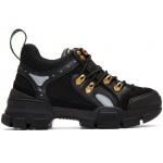 Black Flashtrek Chunky Sneakers
