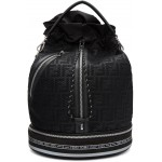 Black 'Forever Fendi' Mon Tresor Backpack