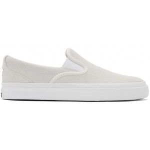 Off-White Suede One Star CC Slip-On Sneakers