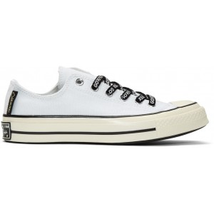 White Gore-Tex Chuck 70 OX Sneakers