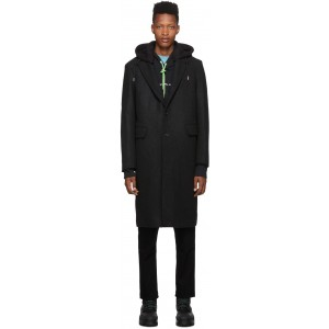 Grey Wool W-Dexty Jacket