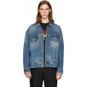 Blue Denim D-Lory Jacket