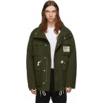 Green J-Touchin Clean Field Jacket