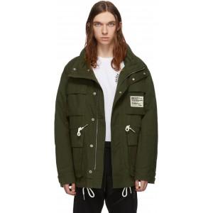 Green J-Touchin Clean Field Jacket