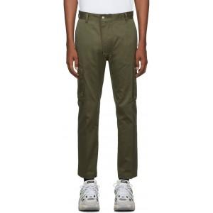 Green P-Jared Cargo Pants