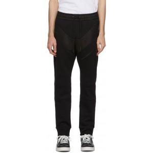 Black P-Stessel Lounge Pants