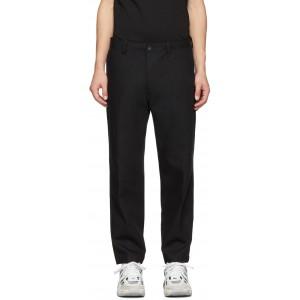 Black P-Josh-L Chino Trousers