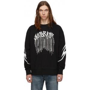 Black S-Bay-B10 Sweatshirt