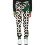 Black 'DG Royals' Lounge Pants