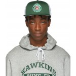 Green Stranger Things Edition 'Hawkins High' NRG Pro Cap