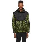 Green & Black MMW Edition NRG FLC HD Jacket