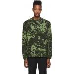 Green MMW Edition NRG AOP Long Sleeve T-Shirt