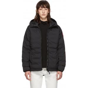 Black Camp Hoody Jacket