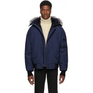 Blue Chilliwack Jacket