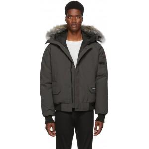 Grey Chilliwack Jacket