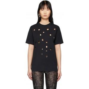 SSENSE Exclusive Black Burned T-Shirt