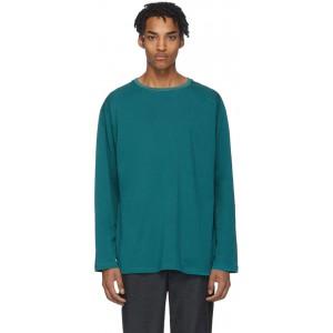 Green Off-Shore Long Sleeve T-Shirt