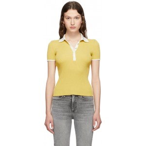 Yellow Libby Polo