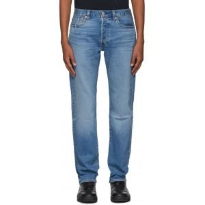 Blue 501 Original Fit Jeans