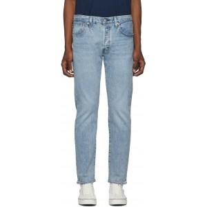 Blue 501 Slim Taper Jeans