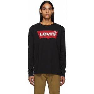 Black Classic Long Sleeve T-Shirt