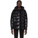 Black Down Liriope Jacket