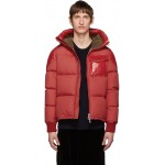 Red Down Eloy Jacket