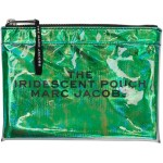 Blue & Green 'The Iridescent' Flat Pouch