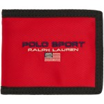 Red 'Polo Sport' Wallet