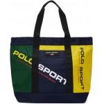 Multicolor Polo Sport Tote