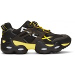 Black & Yellow RLX Tech Sneakers