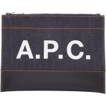 Navy & Black Axel Pouch