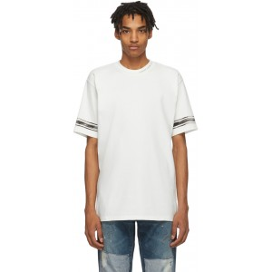 White Stripes Ryo T-Shirt