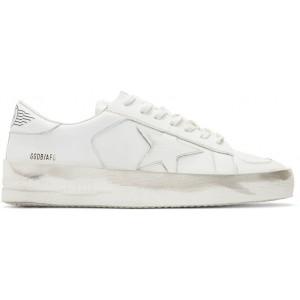 White Stardan Star Sneakers