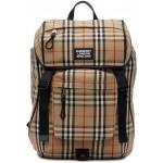 Beige Nylon Rocky Backpack
