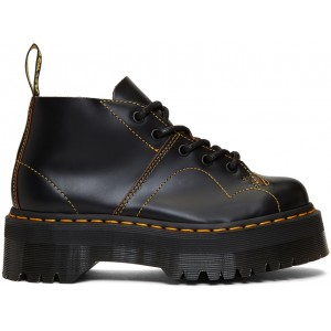 Black Church Quad Boots