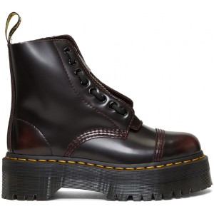 Burgundy Sinclair Boots