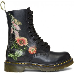 Black 1490 Wild Botanics Boots